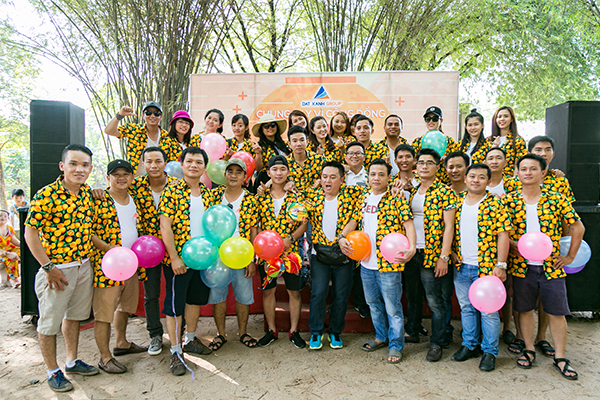 TEAMBUILDING WATER FESTIVAL 2017